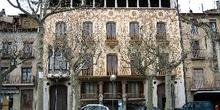 Casa Solá Morales, Olot, Garrotxa, Gerona