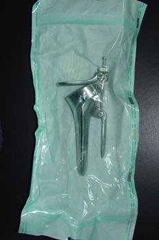Espéculo vaginal