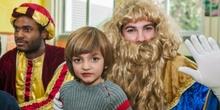 Los RRMM y Papá Noel en INF 4B 8