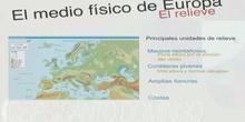 6ºEP_medio físico europa