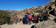 La Pedriza. 3º ESO. 2017-2018. 6
