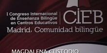 Taller: El programa de auxiliares de conversación de la Comunidad de Madrid