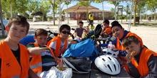 Salida en bicicleta a Polvoranca 3