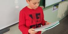 Expresión oral - Los textos expositivos (3º de primaria) 18