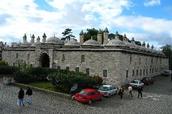 Museo de Caligrafía, Estambul, Turquía