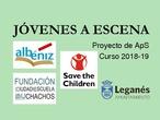 Jóvenes a escena: un proyecto de ApS para Leganés