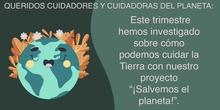 Proyecto Salvemos el Planeta 1ºB