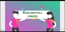 PRIMARIA - 4º - PUSH AND PULL FORCES - CIENCIAS SOCIALES - FORMACIÓN