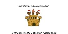 PROYECTO LOS CASTILLOS 3 AÑOS