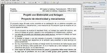 2º ESO / Proyecto de electricidad y mecanismos - 1 - Descripción y componentes nuevos