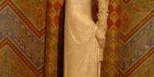 Representación de la Virgen en la Catedral de San Matías, Budape