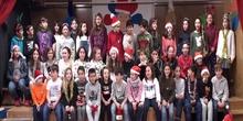ACTUACION 5º (LAS DOS CLASES) Navidad 2018
