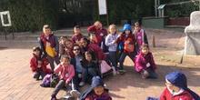 Excursión al zoo 5 años, 1º y 2º Luis Bello 16
