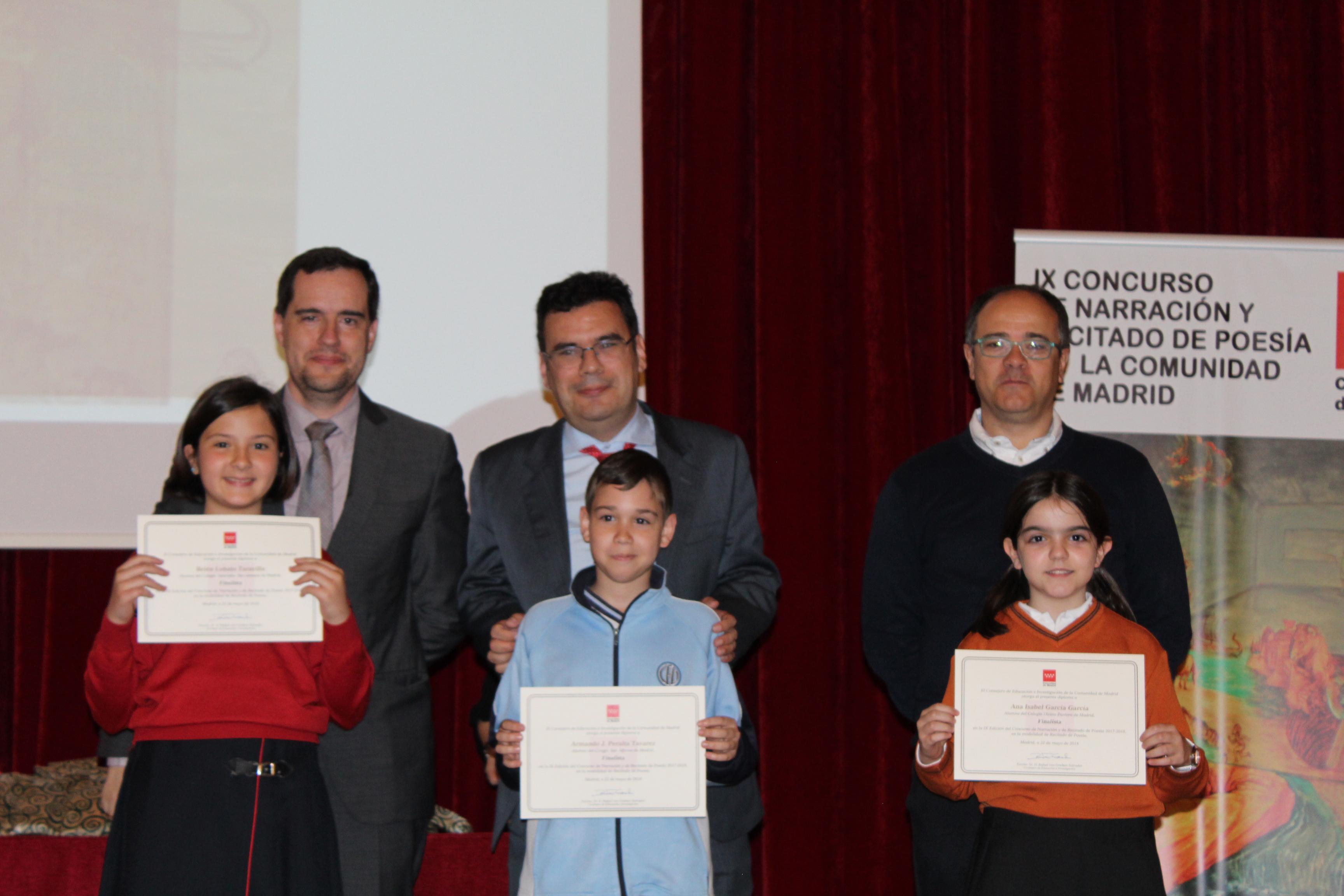 Entrega de los premios del IX Concurso de Narración y Recitado de Poesía 22