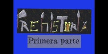 INFANTIL - 5 AÑOS A - PREHISTORIA - FORMACIÓN - PRIMERA PARTE