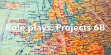 Role plays-travelling project 6B