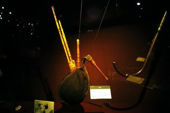 Dudey (Reproducción de original alemán), Museo de la Gaita, Gijó