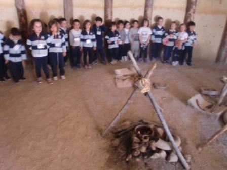 Infantil 4 años en Arqueopinto 2ª parte 29