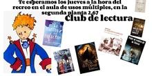Club de lectura - curso 2020-21