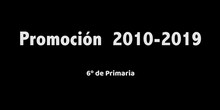 Promoción 2010-2019