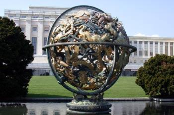 Sede de la Sociedad de Naciones, Ginebra, Suiza