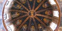 Frescos con escenas bíblicas en el Kariye Museum o San Salvador