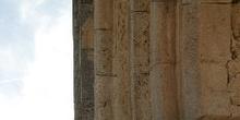 Arquivoltas de la Ermita de San Miguel, Sacramenia, Segovia, Cas