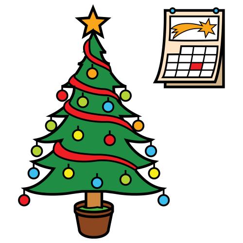 pictograma navidad
