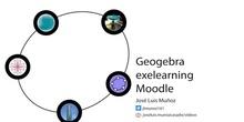 Cómo hacer una actividad autoevaluable con Geogebra integrada con moodle