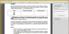 1º ESO / Proyecto de electricidad - 2 - Pasos 3, 4 y 5