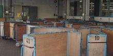 Sala de expedición de producto terminado