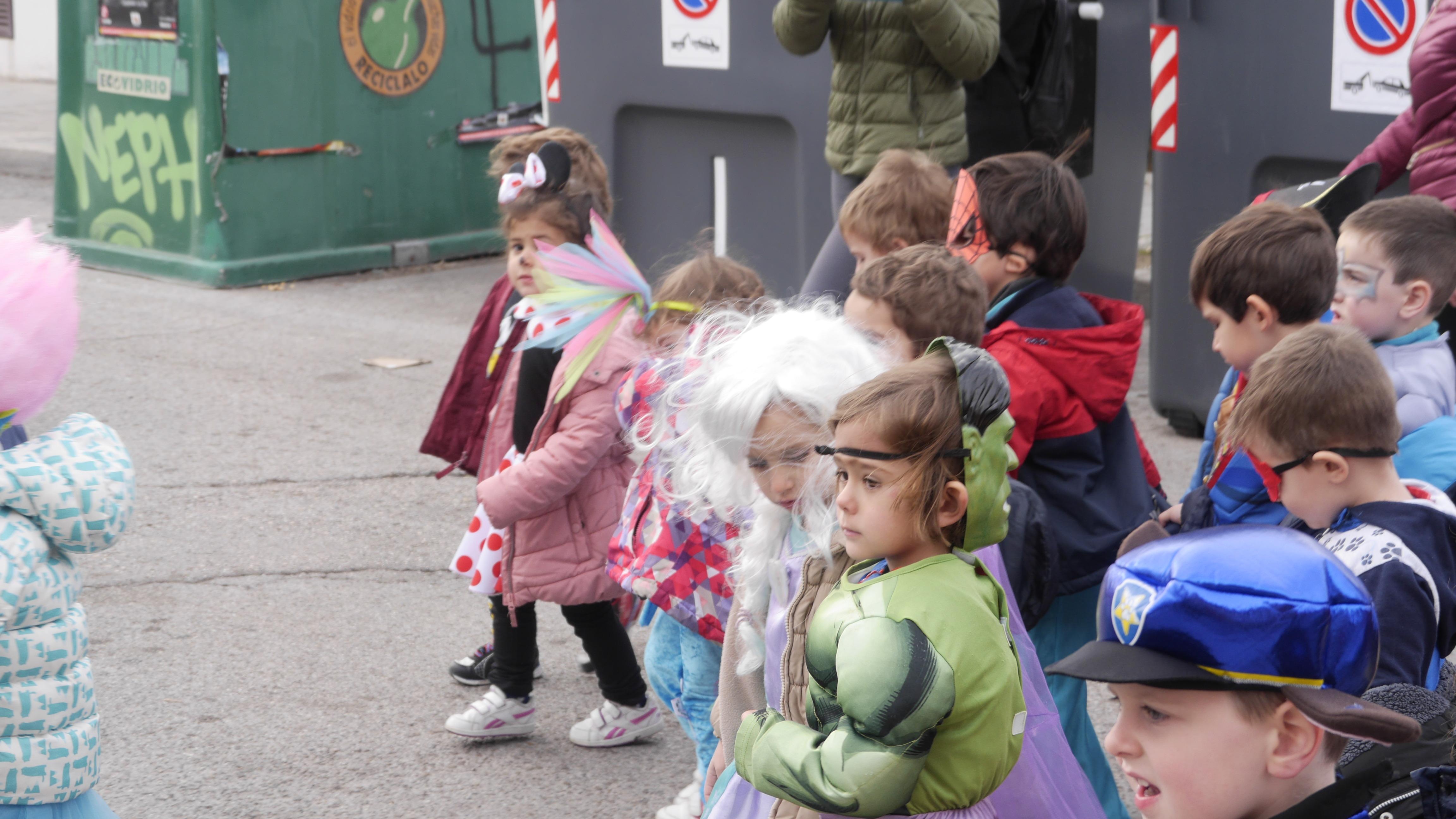 Pasacalles Carnaval 2018  1 39