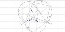 Sistema Axonométrico ángulo de dos rectas
