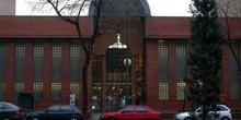 Biblioteca Pública Retiro, Madrid