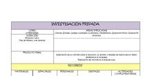 "PROYECTO "" INVESTIGACIÓN PRIVADA"""