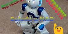 #cervanbot: Nao con Rockbotic (grabado por alumnos)