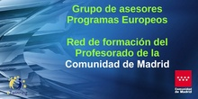 Grupo Asesores Programas Europeos #RedFormaciónMadrid
