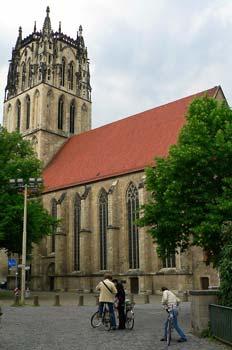 Catedral en Muenster, Alemania