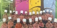 Disfraz cocinero 4