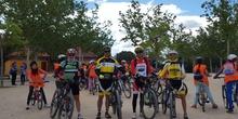 Salida en bicicleta a Polvoranca 4