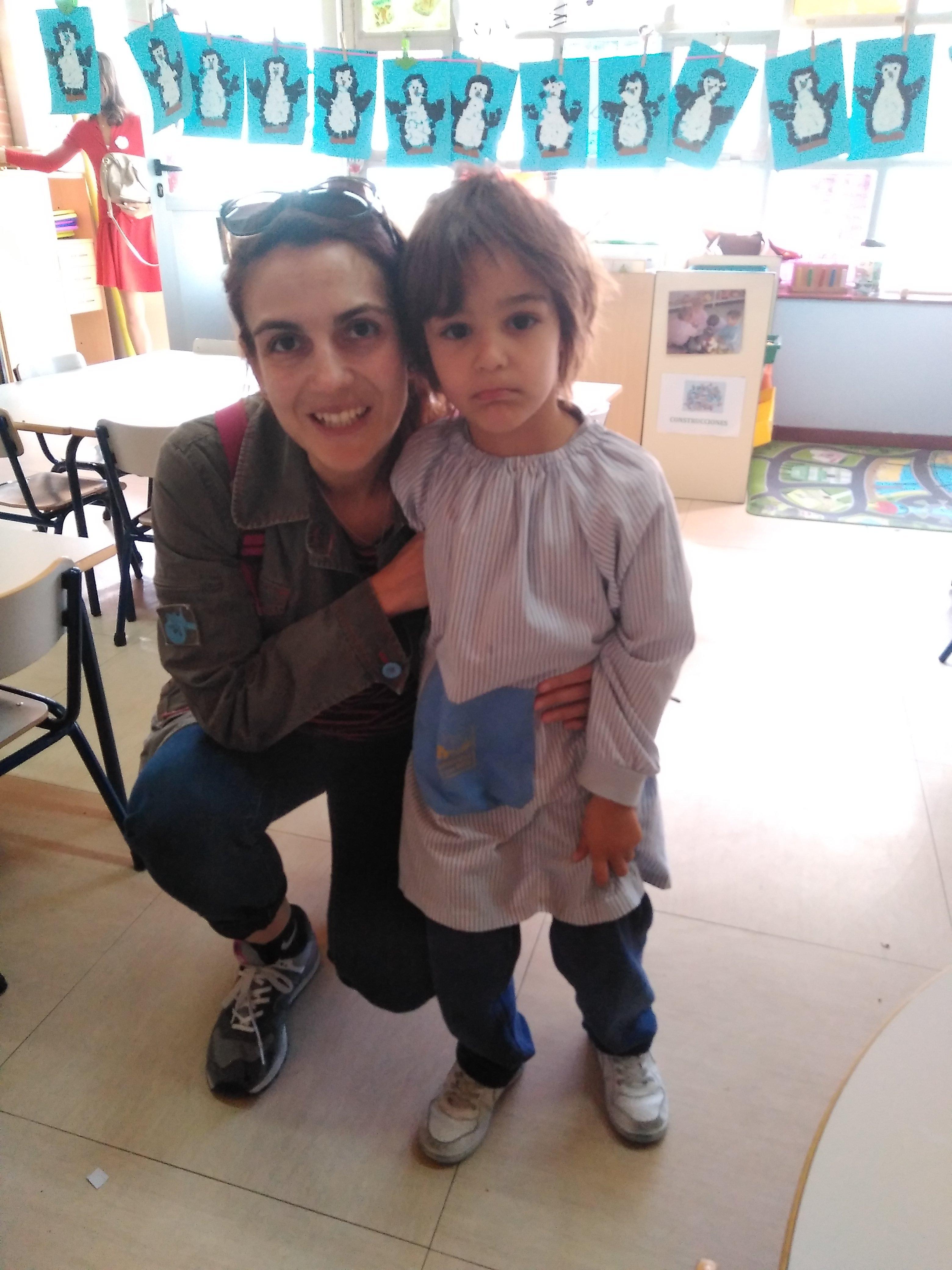 Infantil 3 años en la granja_CEIP Fernando de los Ríos_Las Rozas_2017-2018
