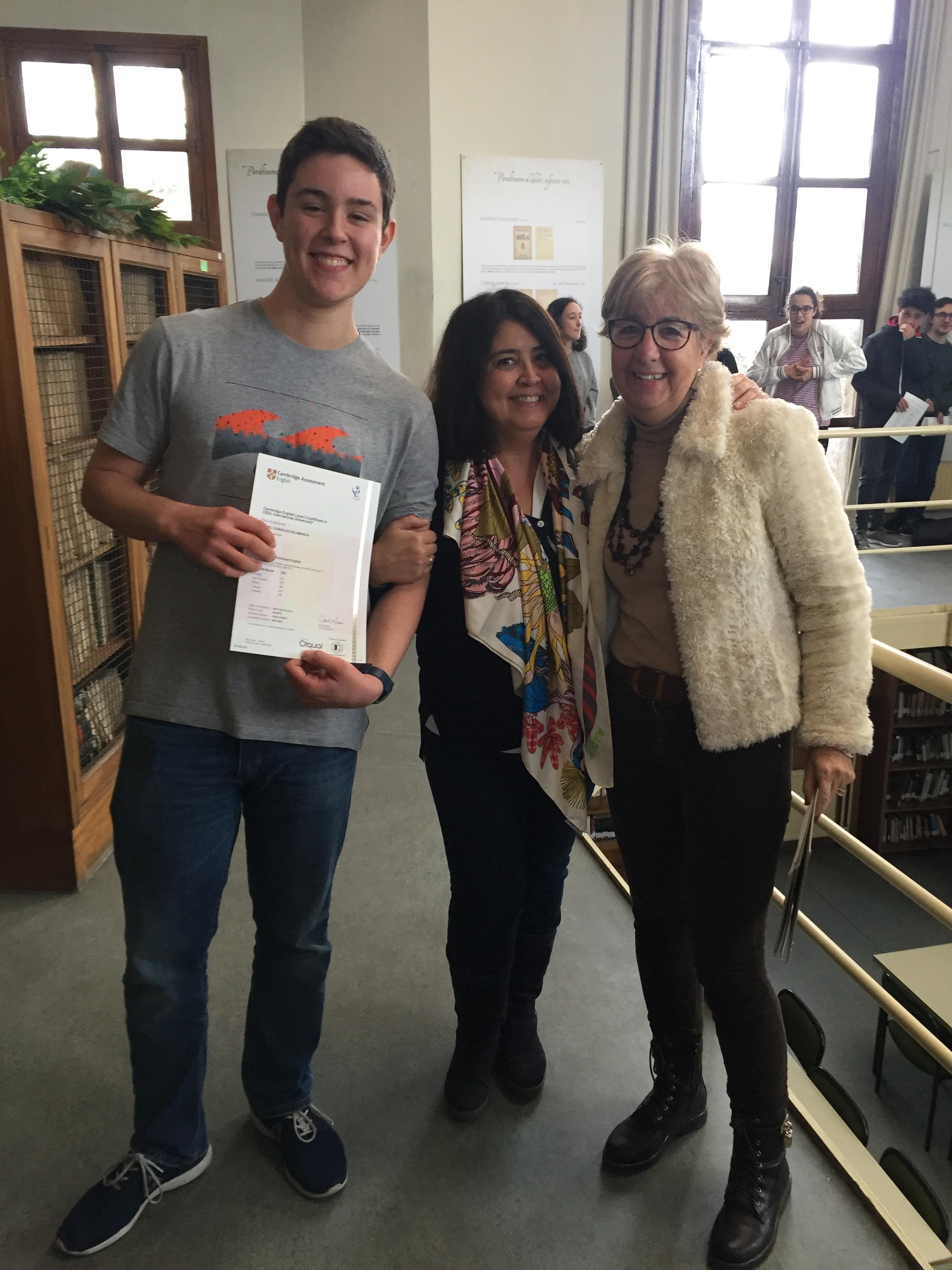 Certificados Cambridge 2018 4