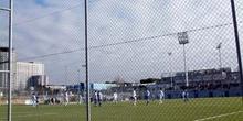 Entrenamiento de fútbol en la Ciudad Deportiva, Madrid