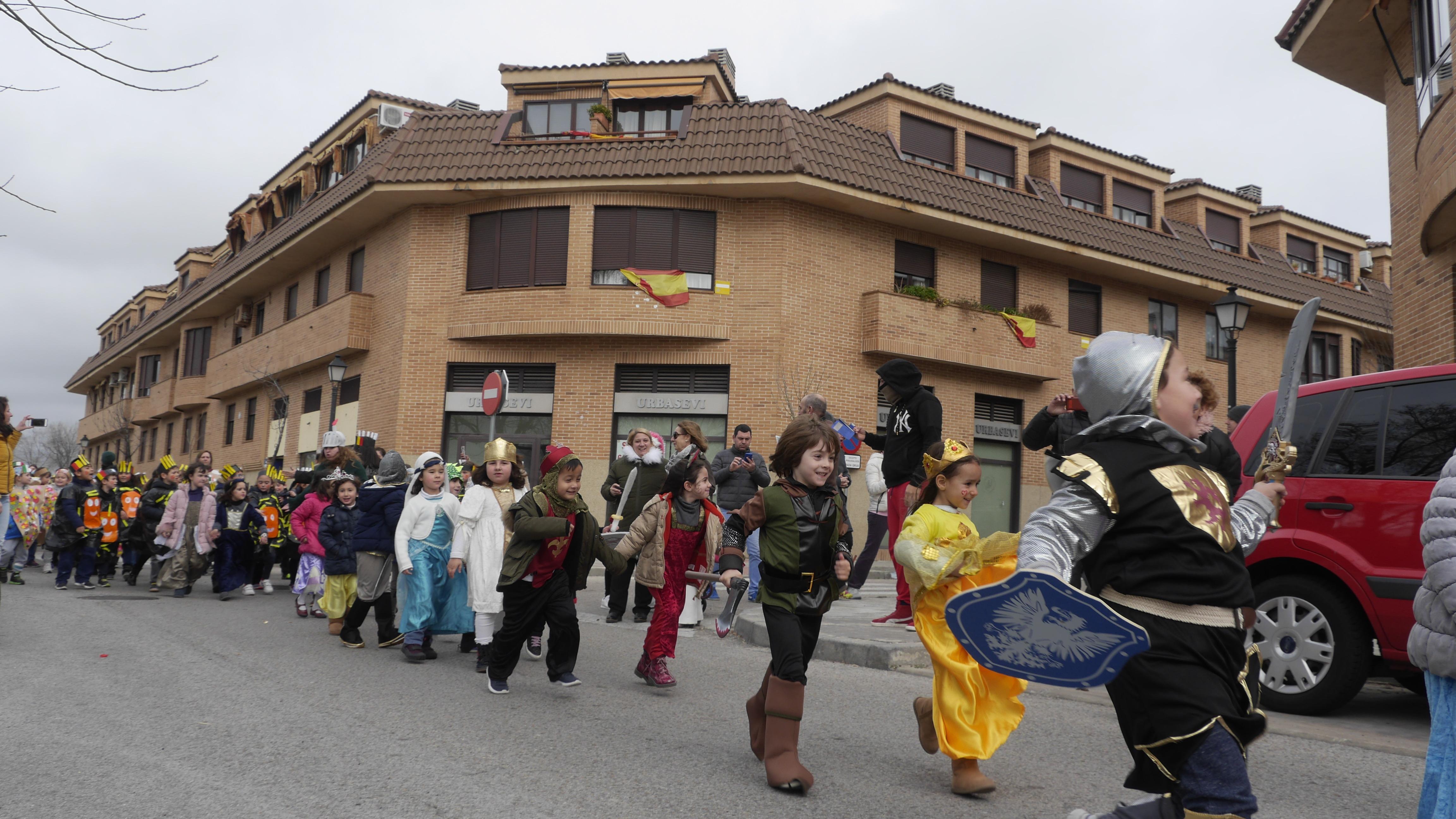 Pasacalles Carnaval 2018  1 20
