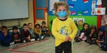 Taller Infantil 3 años. Primeros auxilios. Semana Cultural 6