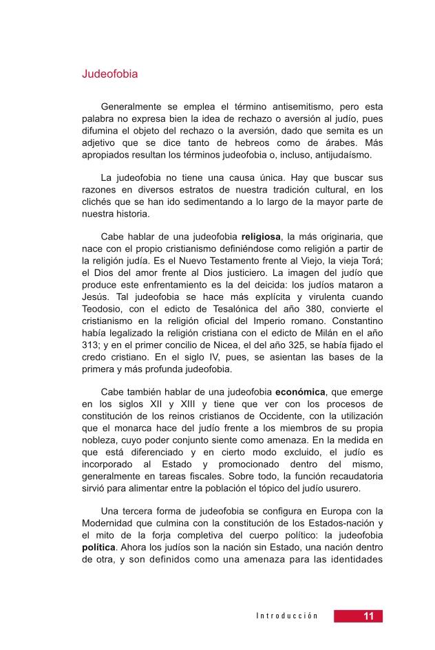Página 11 de la Guía Didáctica de la Shoá