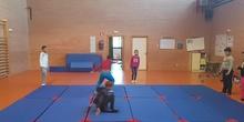 Acrosport en el CEIP Cañada Real