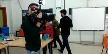 2018_11_7_Vídeo 1 sobre Grabación TV Sexto_CEIP FDLR_Las Rozas