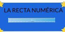 INFANTIL - 4 AÑOS B - LA RECTA NUMÉRICA - FORMACIÓN