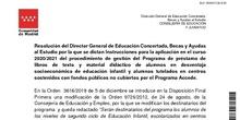 INSTRUCCIONES E INFANTIL 2020-2021